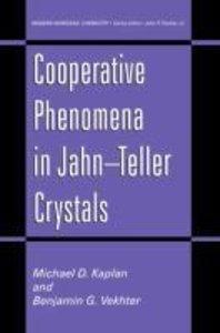 Cooperative Phenomena in Jahn-Teller Crystals