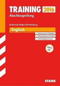 Training Abschlussprüfung Englisch mit CD Realschule Baden-Württ