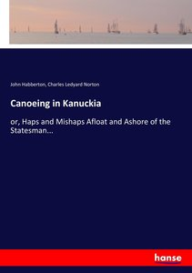 Canoeing in Kanuckia