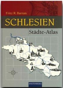 Städte-Atlas Schlesien