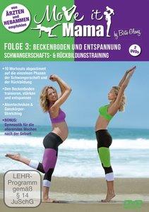 Move It Mama - Folge 3: Schwangerschafts- & Rückbildungstraining