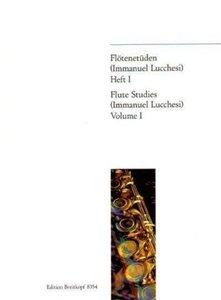 Flötenetüden. H.1