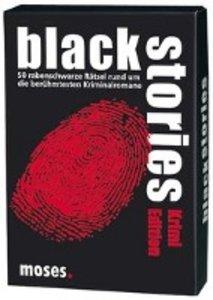 black stories - Krimi Edition