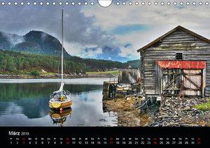 Atemberaubendes Norwegen (Wandkalender 2019 DIN A4 quer)