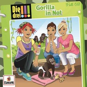 Die drei !!! 58: Gorilla in Not