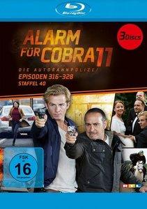 Alarm für Cobra 11-Staffel 40 BD
