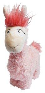 Lama Rosy pink, ca. 11cm, GH-Exkl.