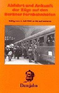 Dokumente zur Eisenbahngeschichte 01. Abfahrt und Ankunft der Zü