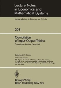 Compilation of Input-Output Tables
