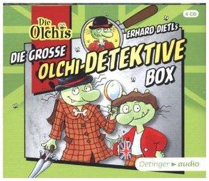 Die große Olchi-Detektive-Box (4CD)