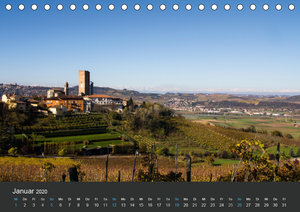 Piemont im Herbst: Wein und Trüffel