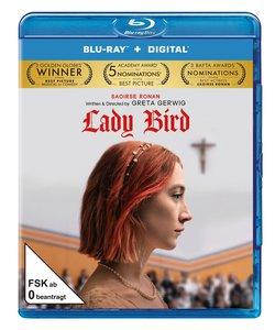 Lady Bird, 1 Blu-ray