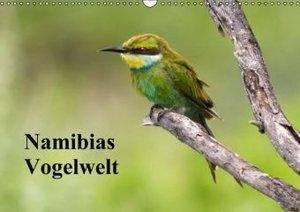 Namibias Vogelwelt (Wandkalender 2014 DIN A3 quer)