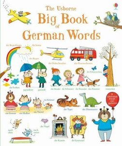 The Usborne Big Book of German Words