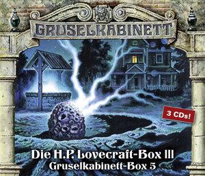 Gruselkabinett-Box 5