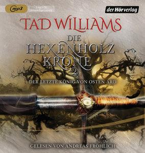 Die Hexenholzkrone (Bd. 2), 2 Teile, MP3-CD