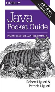 Java Pocket Guide