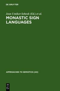 Monastic Sign Languages