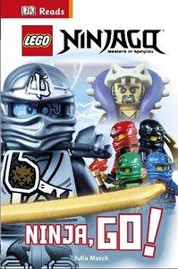 LEGO Ninjago Ninja, Go!