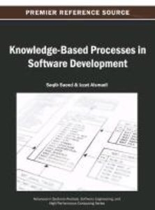 Knowledge-Based Processes in Software Development