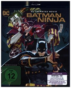 Batman Ninja, 1 Blu-ray