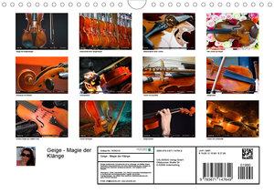 Geige - Magie der Klänge