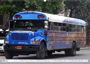 Bustalgie - Omnibus Oldtimer auf Kuba