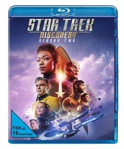 Star Trek Discovery - Staffel 2, 4 Blu-ray