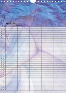 Farbmomente (Wandkalender 2019 DIN A4 hoch)