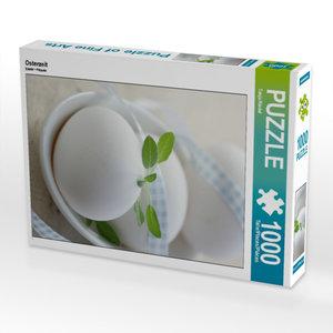 Osterzeit 1000 Teile Puzzle hoch