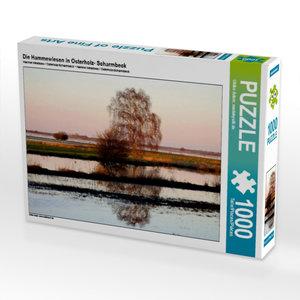Die Hammewiesen in Osterholz- Scharmbeck 1000 Teile Puzzle quer