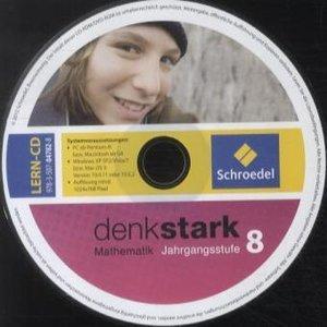 Denkstark Mathematik 8. CD-ROM zum Schülerband. Nordrhein-Westfa