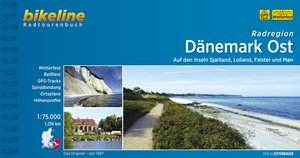 Bikeline Radtourenbuch Radregion Dänemark Ost