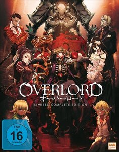 Overlord - Limited Complete Edition (13 Episoden)