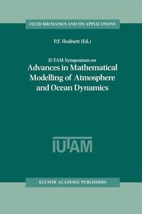 IUTAM Symposium on Advances in Mathematical Modelling of Atmosph