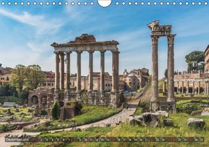 Ein Wochenende in Rom (Wandkalender 2019 DIN A4 quer)