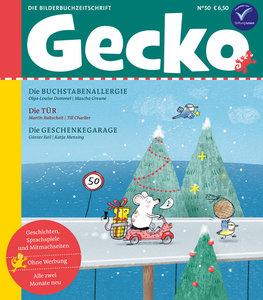 Gecko Kinderzeitschrift Band 50