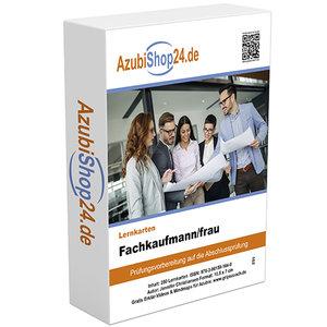 AzubiShop24.de Basis-Lernkarten Fachkaufmann/frau