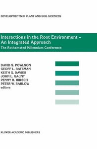 Interactions in the Root Environment - An Integrated Approach