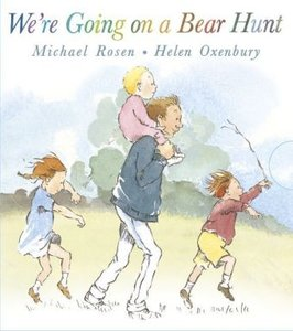 We're Going on a Bear Hunt: Panorama Pop