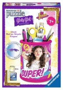 Ravensburger 120956 - Girly Girl - Utensilo - Soy Luna - 3D-Puzz