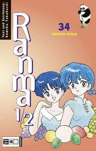 Ranma 1/2 Bd. 34