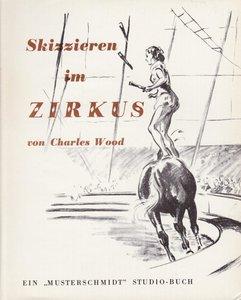 Skizzieren im Zirkus
