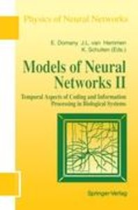 Models of Neural Networks