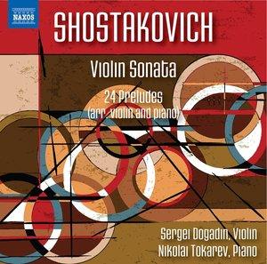 Violinsonate/24 Preludes