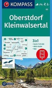 Oberstdorf, Kleinwalsertal