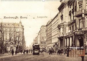Grüße aus dem alten Hamburg ? Historische Ansichten der Stadt