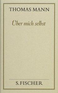 Über mich selbst. Autobiographische Schriften ( Frankfurter Ausg