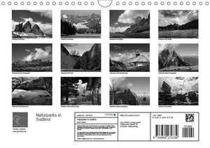 Naturparks in Südtirol