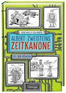 Albert Zweistein 01. Bodyguard bei den Römern